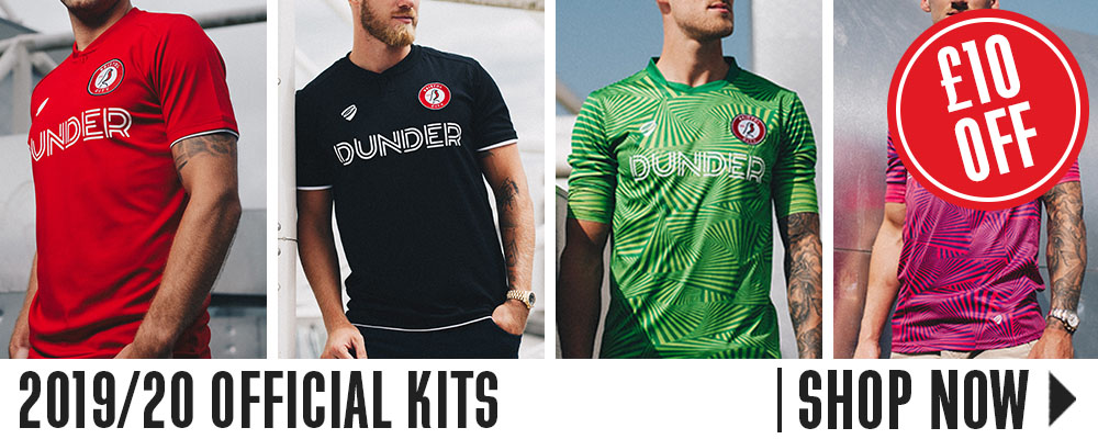 BCFC Bristol City official kits