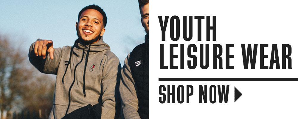 Bristol City youth leisure wear