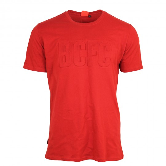 BCFC Adult Embossed T-Shirt