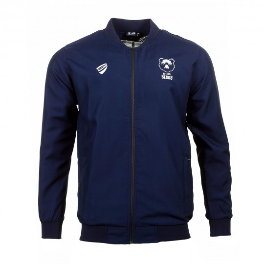 BEARS 19/20 TRG Navy Presentation Jacket Yth