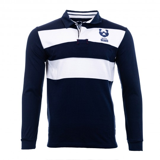 BEARS 19/20 HER Navy White Rugby Jersey Yth