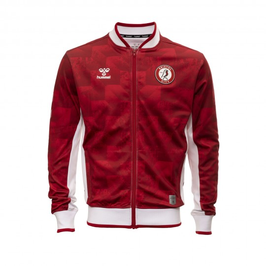 20/21 BCFC ANTHEM JACKET- RED- ADULT