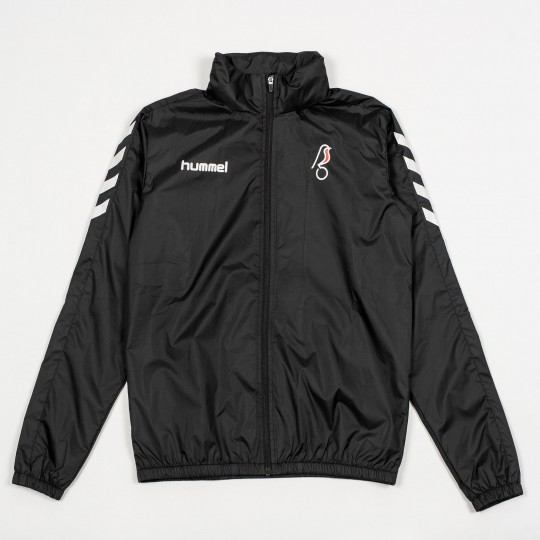 20/21 BCFC CORE SPRAY JACKET BLACK ADULT