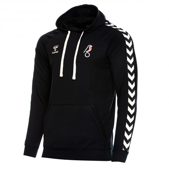 20/21 BCFC LEI HOOD BLACK ADULT