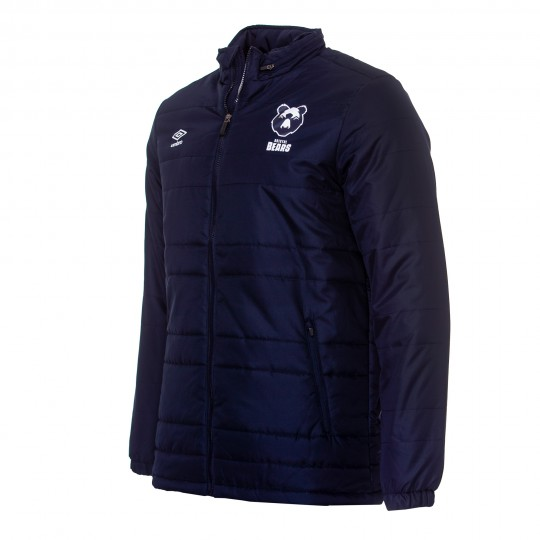 20/21 Bristol Bears Bench Jacket- Navy Youth