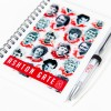 Bristol City Ashton Gate 8 Notepad and Pen