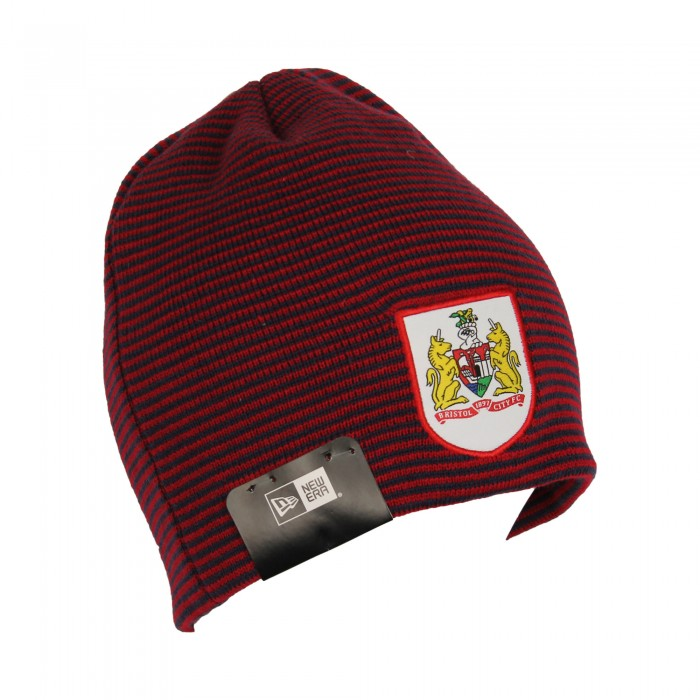 BCFC Skull Knit Hat