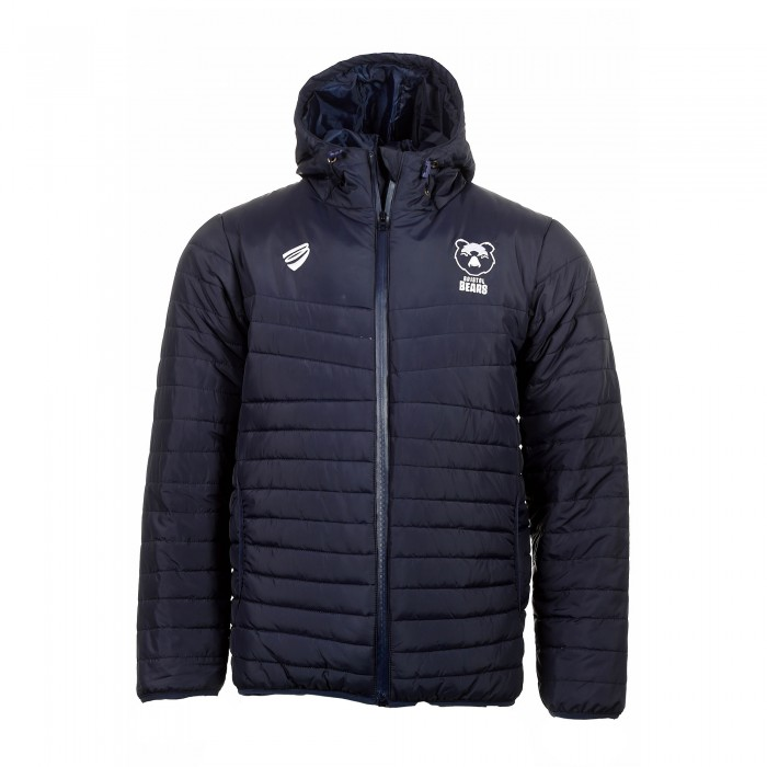 BEARS 19/20 TRG Navy Fashion Puffa Jacket Adt