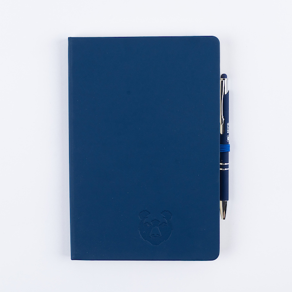 BEARS Notebook and Pen Set