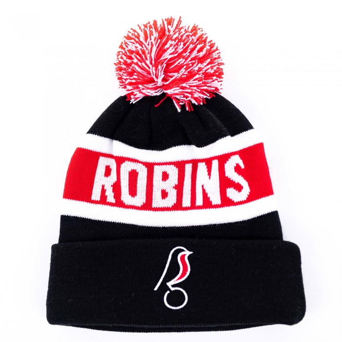 BCFC Robins Bobble Hat Adt