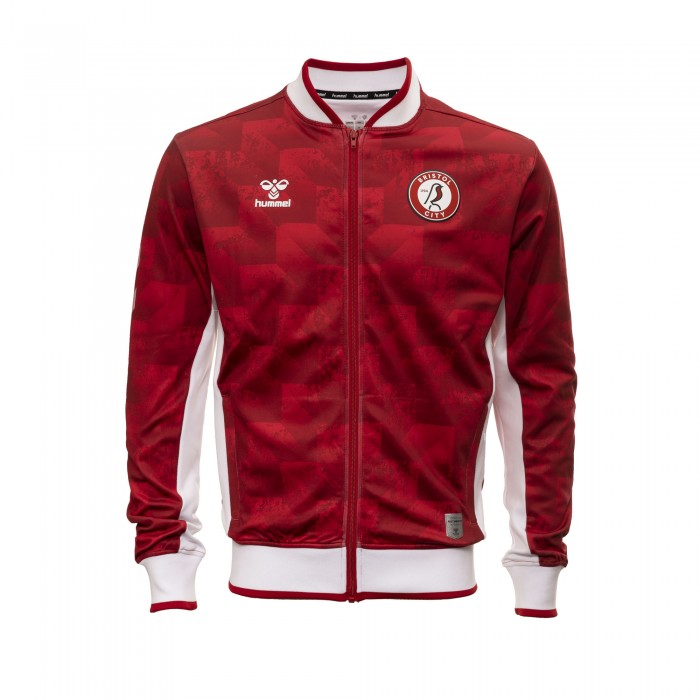 20/21 BCFC ANTHEM JACKET- RED- YOUTH