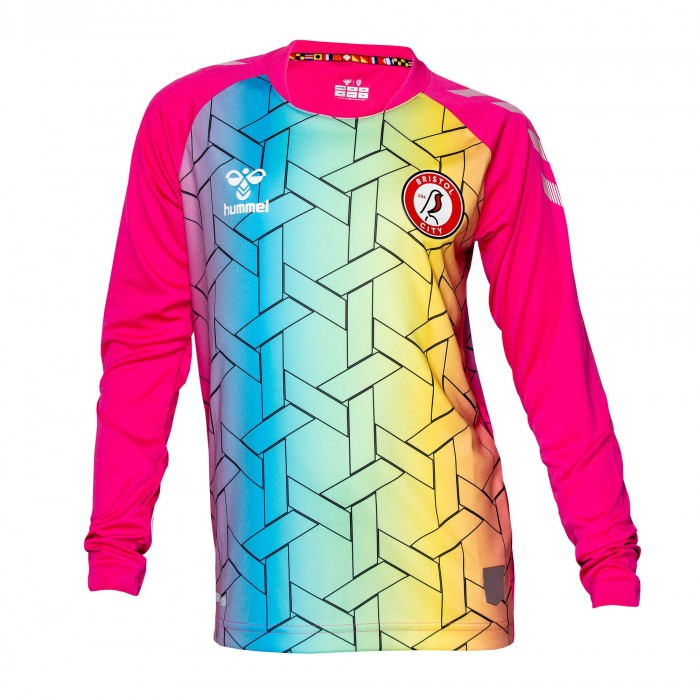 20/21 BCFC GK AWAY SHIRT L/S YOUTH