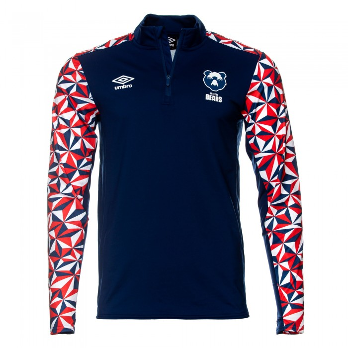 20/21 Bristol Bears Mid Layer Top Women's
