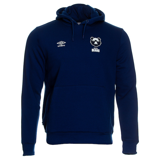 20/21 Bristol Bears Navy Hood Youth