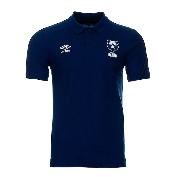 20/21 Bristol Bears Travel Polo Navy Women's