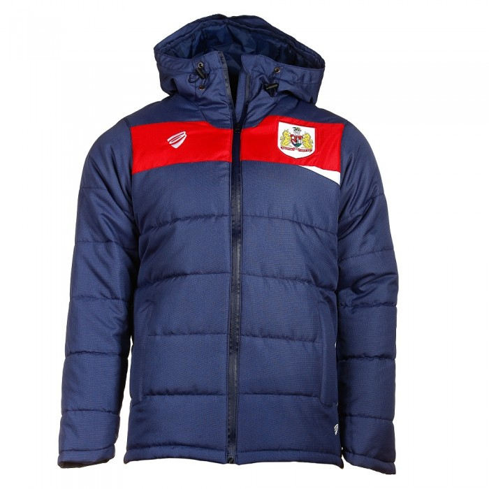 BCFC 18/19 Adult Stadium Jacket