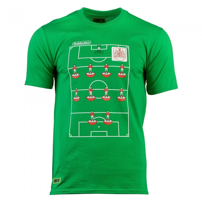 BCFC Adult Subbuteo Pitch T-Shirt