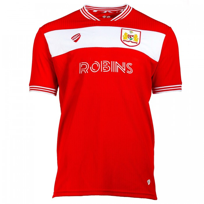 BCFC 18/19 Youth Home Shirt