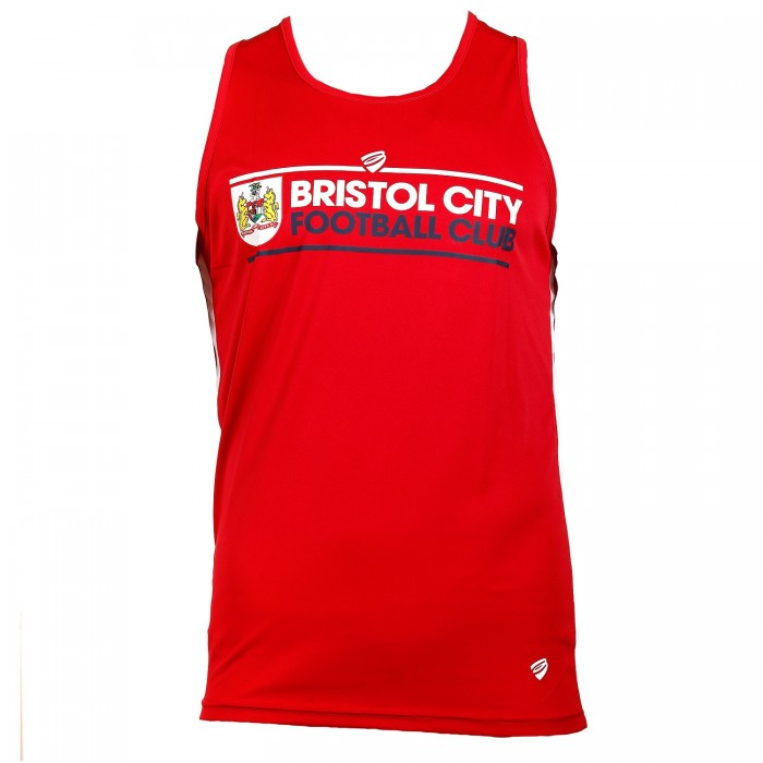 BCFC 18/19 Youth TRG Vest