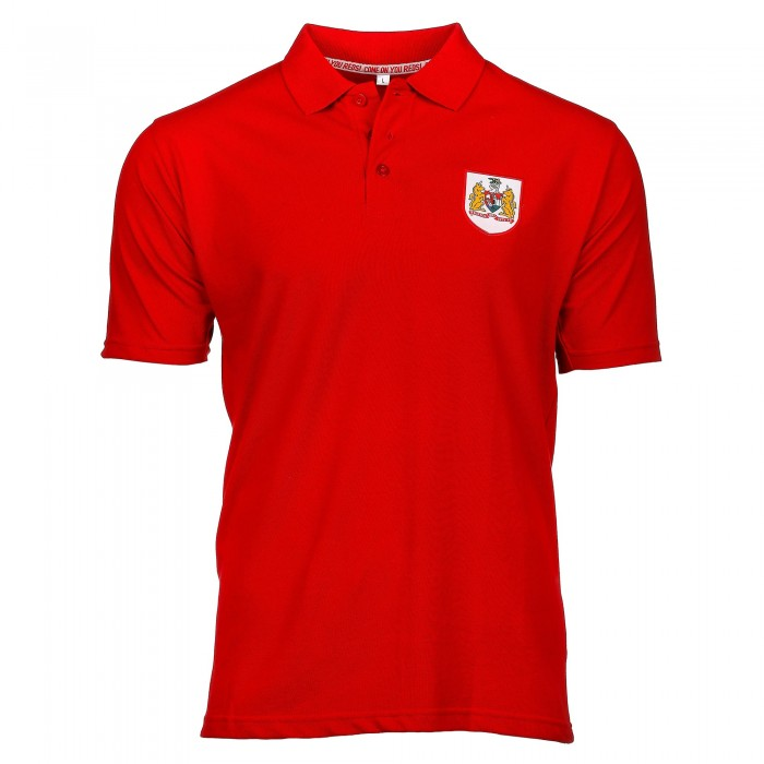 BCFC Adult Essential Polo