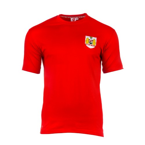 BCFC Adult Essential T-Shirt Red