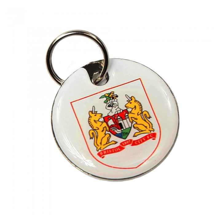 BCFC Round Shaped Pet Tag