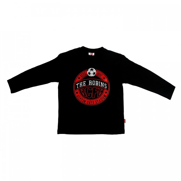 BCFC Youth LS The Robins Sweatshirt