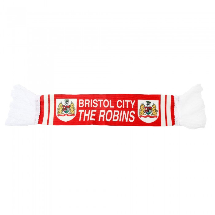 BCFC Mini Car Scarf