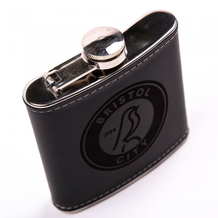 BCFC Hip Flask