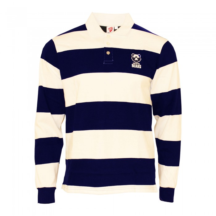 BEARS Adult L/S Rugby Shirt